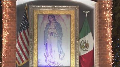 Todo listo para que en Chicago miles le canten las mañanitas a la Virgen de Guadalupe