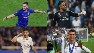 En fotos: Eden Hazard y los 10 fichajes más mediáticos del Real Madrid en la última década