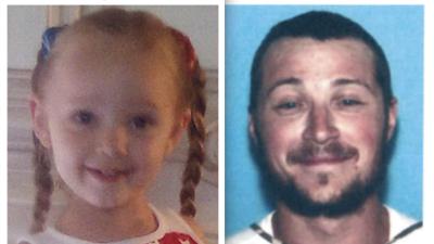 Alerta Amber: buscan a una niña presuntamente secuestrada por su padre