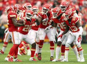 Llegaron los Power Rankings Univisión Deportes para la Semana 5 de la NFL