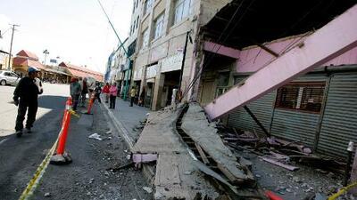 Recuerdos del gran terremoto de Mexicali, seis años después