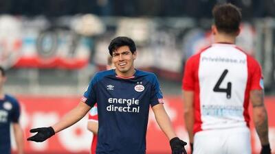 """Erick Gutiérrez quiere la revancha con el PSV: """"Quiero volver y ser campeón"""""""