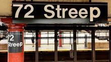 Artistas transforman estación del subway por el 72 cumpleaños de Meryl Streep