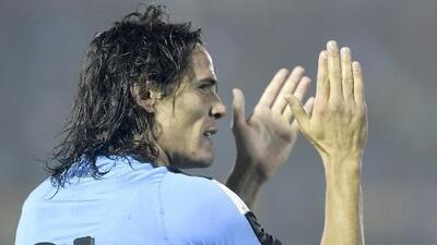 Uruguay buscará sellar su pasaporte al Mundial con Edinson Cavani a la cabeza