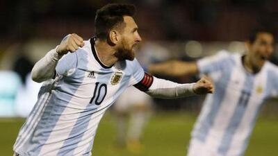 Lionel Messi regresa a la selección argentina tras ocho meses de ausencia