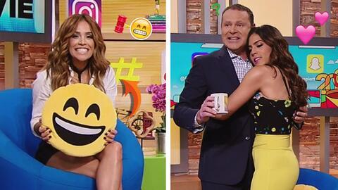 #DAEnUnMinuto: Alan y Francisca imitaron a Shannon y Canelo, y Karla se parece a su emoji favorito