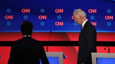 Biden al contraataque: el exvicepresidente logra apuntalar su imagen tras el segundo debate demócrata