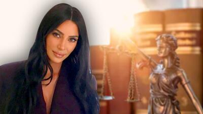 Kim Kardashian revela un secreto: así logra mantener sus estudios mientras atiende a su hijo recién nacido