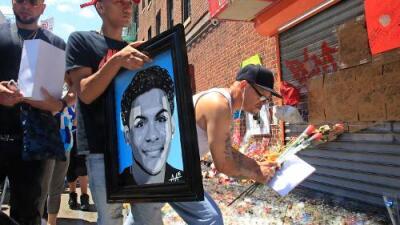 Presentan cargos a los 12 acusados de asesinar a machetazos a 'Junior' Guzmán
