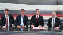 ¡Renovó el León! Zlatan y AC Milan extienden contrato