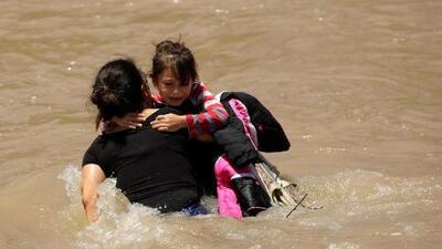 Hay una respuesta inhumana a una crisis humanitaria en la frontera