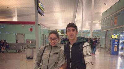 Pedro Arce ya se incorporó a la pretemporada de América en Cancún