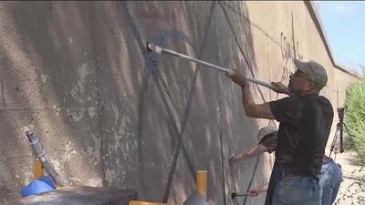 Pintarán mural en Chicago para recordar a los estudiantes desaparecidos de Ayotzinapa