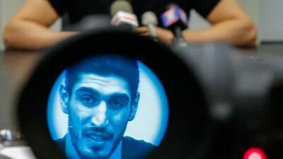 Turquía pedirá extradición del jugador de la NBA Enes Kanter por terrorismo