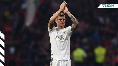 Real Madrid recupera a Kroos para Champions League