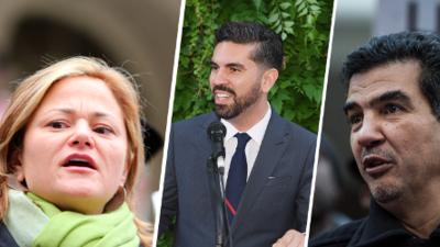 Estos son los tres latinos que aspiran a ser el próximo defensor del pueblo de Nueva York