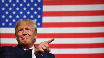 Entre contradicciones y mentiras: el errático zigzag del discurso del presidente Trump