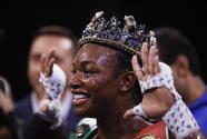 Claressa Shields reacciona a posible combate con la hija de Muhammad Ali