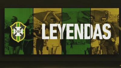 Biografía de cinco leyendas de Brasil: Pelé, Garrincha, Zagallo, Cafú y Ronaldo
