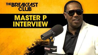 Master P Talks 'I Got The Hook Up 2', Thoughts On Tyler Perry + Black Hollywood