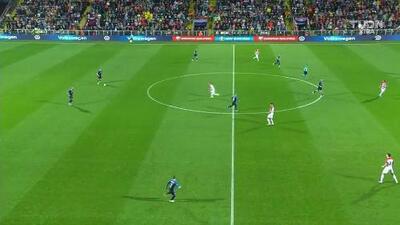 Highlights: Slovakia at Croatia on November 16, 2019