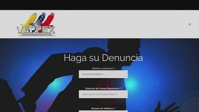 Entidad de venezolanos exiliados lanza plataforma digital para denunciar a los corruptos del régimen de Maduro