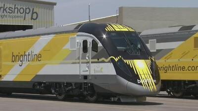 El tren Brightline de Florida lleva seis días funcionando y ya ha matado a dos personas