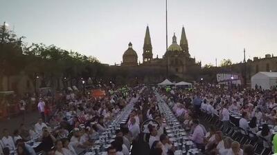 El tequila le da un nuevo récord Guinness a Guadalajara