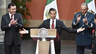 ¿Captura de El Chapo beneficia a Peña Nieto?