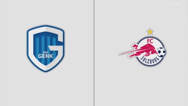 KRC Genk 1-4 Red Bull Salzburg – Goles y Resumen – Grupo E – Champions League