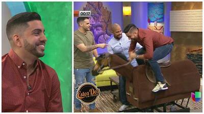 Hector 'The Playmaker' habla del éxito del show radial deportivo en La Garata
