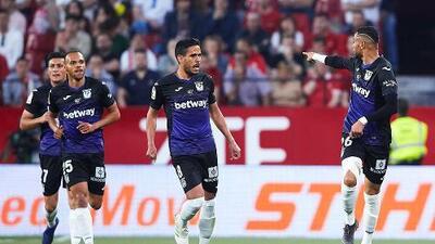 """Résultat de recherche d'images pour """"Sevilla 0:3 Leganes"""""""