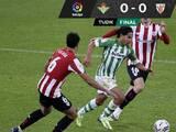 Diego Lainez supera su marca de más juegos en una campaña con el Real Betis