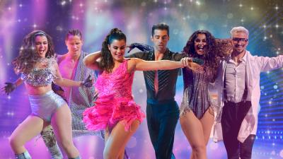 Así fue el paso de Clarissa Molina por Mira Quién Baila All Stars