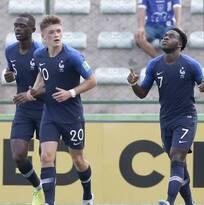 Francia golea a Holanda y gana el tercer lugar