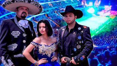 Ángela Aguilar se robó el show en los Latin GRAMMY, ahora junto a Pepe y su hermano ratifica su talento