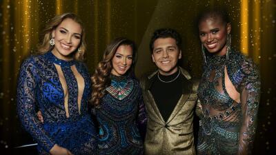 'Adiós, amor', las finalistas de Nuestra Belleza Latina se despiden del show de la mano de Christian Nodal