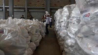 Organizaciones consideran un corredor humano para que los alimentos y medicinas entren a Venezuela