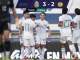 México remonta y vence 3-2 a Australia en duelo de preparación
