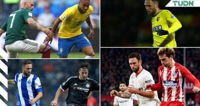 El recuento del camino de Miguel Layún por el futbol mundial