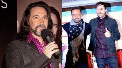 ¡Juntos y revueltos! Camila y Marco Antonio Solís se van de gira