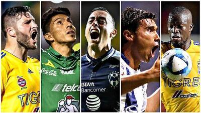 ¡No los verá en ninguna liga del mundo! Top 5 de golazos de la Jornada 7 de la Liga MX