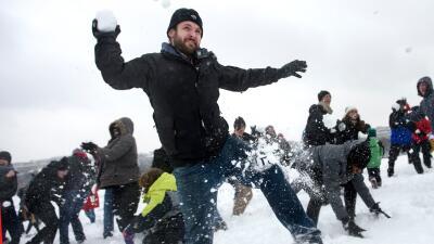 Ola de frío tras la tormenta: las temperaturas heladas continúan en el noreste, con menos nevadas