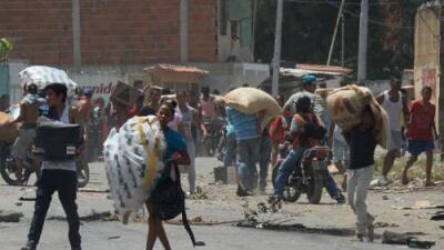 """La crisis de Venezuela: una """"tormenta perfecta"""" sin solución a la vista"""