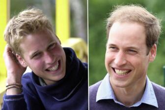 Los 32 años del príncipe William en fotos