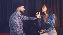 """""""Cállate"""": Ana Bárbara dice a Jomari cuando él revela cuántas frutas prohibidas ella habría comido"""