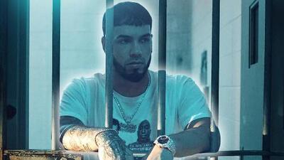Anuel revela que Tego Calderón le pago uno de sus abogados cuando estaba en prisión