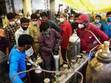"""La OMS clasifica como """"preocupante"""" la variante de coronavirus hallada en India"""