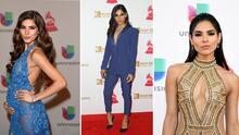 """""""Estoy como un camarón"""": Alejandra Espinoza critica sus 'looks' en Latin GRAMMY y no tiene piedad"""