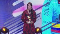Mariana Pajón es reconocida por hacer el bien en su comunidad